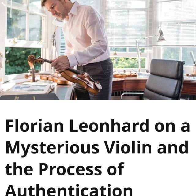 appraisal – Belcanto Violins 🎻