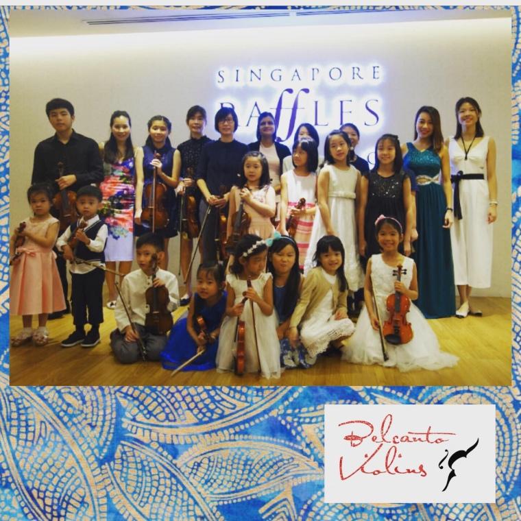 Belcanto Violins 🎻 – We Teach, We Learn & We Love